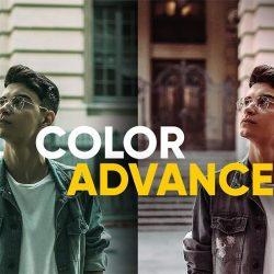 Usar selecciones para corregir colores en forma automática
