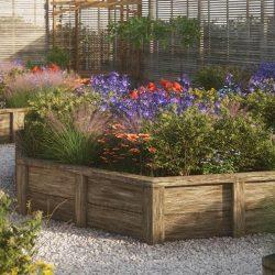 Cómo modelar cercos de jardín con RailClone