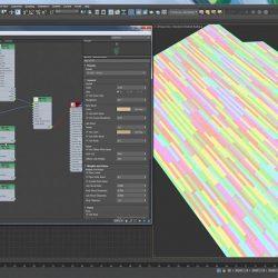 Cómo crear pisos de madera en 3ds Max usando materiales OSL