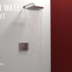 Cómo simular una ducha de agua con Phoenix FD y V-Ray