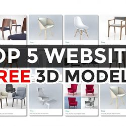 5 Sitios para descargar modelos 3D gratuitos