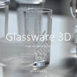 Modelos 3D Gratis DCI | Cristalería