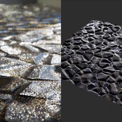 Texturas Gratis XLVI | Piso de piedra