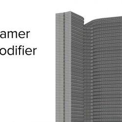 Scripts para 3ds Max | Framer Modifier