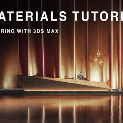 How to create basic materials in 3ds Max