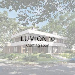 Lumion 10 is coming!