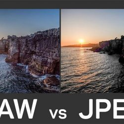 RAW vs JPEG explained