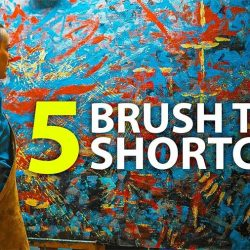 5 Must-Know Photoshop Brush Tool Shortcuts