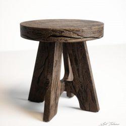 Free 3D Models DCXXVII | Wooden Stool