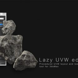 Scripts for 3ds Max | Lazy UVW Editor