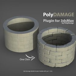 Scripts for 3ds Max | PolyDamage