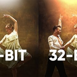 3 Secret Advantages of 32-Bit in Photoshop