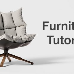 How to Make Furniture with Marvelous Designer
