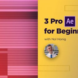 3 Powerful tips for After Effects beginners