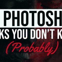 30 Amazing Photoshop secrets, tips and trick