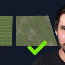 How to tile a texture without repetition