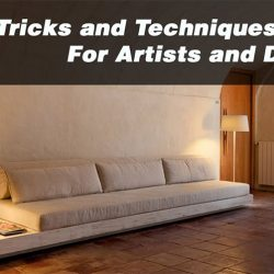 Lighting tricks and techniques for artists and designers