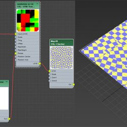 Random map rotation per tile in 3ds Max