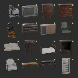 100% Free 3D Models, for Everyone