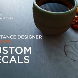 How to create custom decals with Substance Designer