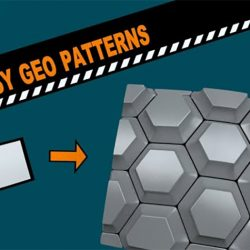 How to imprint custom patterns onto surfaces in 3ds Max