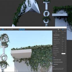 New Ivy Generator plugin for 3ds Max