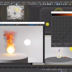 Volumetrics and SSS in Corona Renderer for 3ds Max