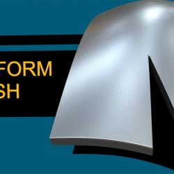 Working with the Conform Brush in 3ds Max