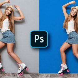 How to change the color of your backgrounds in Photoshop