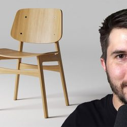 Modeling the Søborg Chair