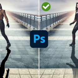 How to make realistic shadows in Photoshop