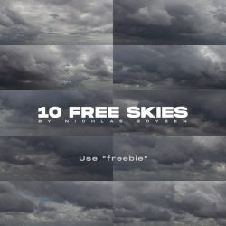 10 Cloudy skies to download for free