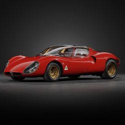 Free 3D Models DCXL | 1967 Alfa Romeo 33 Stradale