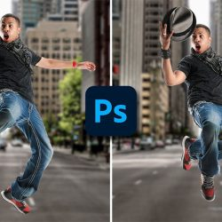 How to use the puppet warp tool in Photoshop