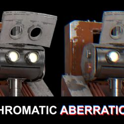 How to fake Chromatic Aberration in Photoshop