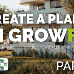 How to model plants in GrowFX for 3ds Max