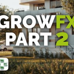 How to model plants in GrowFX for 3ds Max (Part 2)