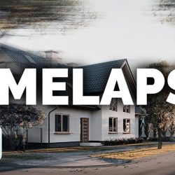 How to create time-lapse animations in 3ds Max