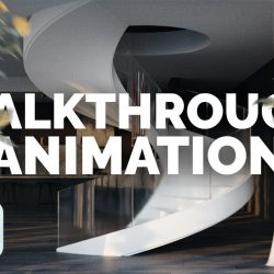 How to create walk-through animations in 3ds Max