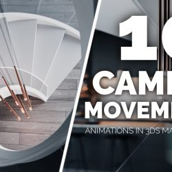 10 Camera movements to use in your animations