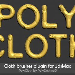 Scripts for 3ds Max | PolyCloth