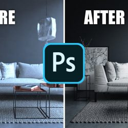 Post-producing images with Corona Renderer and Photoshop