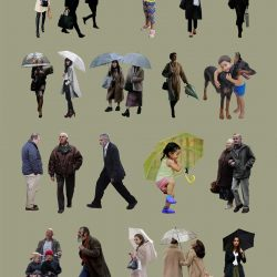 People Cutouts LXXVII