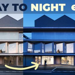 From day to night in Photoshop