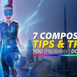 7 Easy Photoshop tips to improve your composites