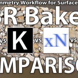 PBR Bakers comparison