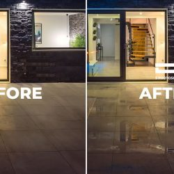 How to fake rain water reflections in Photoshop