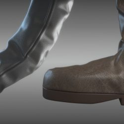 Modeling assets with PolyCloth for 3ds Max