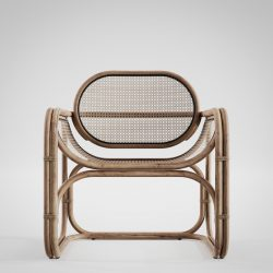 Free 3D Models DCXLVI | Marte Lounge Chair