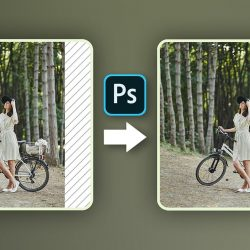 3 Ways to expand photos in Photoshop